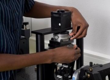Instrumentation optique pour mesures de grandeurs physiques