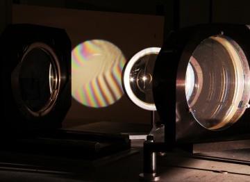 Granulométrie optique