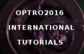 Session 4 - OPTRO2016: Test des systèmes optroniques / Applications en optronique