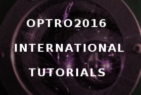 Session 4 - OPTRO2016: Testing electro-optical systems / Applications in electro-optics