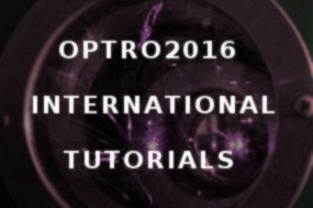 Session 1 - OPTRO2016 : Conception de systèmes infrarouges / Imagerie IR quantique