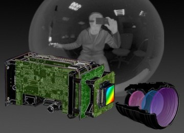 Design of infrared cameras