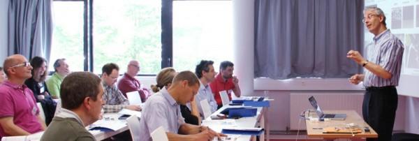 Salle de formation continue - Crédit IOGS