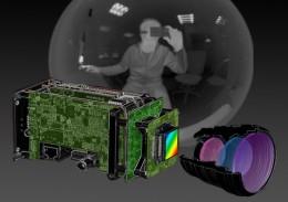 Caméra infrarouge - Crédit IOGS