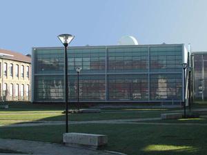 Institut d'Optique Graduate School à Saint-Étienne. Crédits : Thierry Lépine